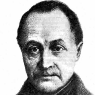 Picture of Auguste Comte