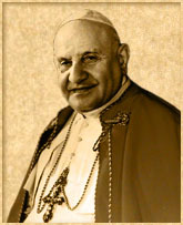 Picture of Pope John XXIII