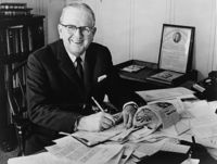 Picture of Norman Vincent Peale