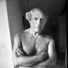 Pablo Picasso quotes and images
