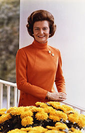Betty Ford quotes and images