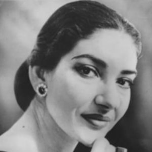 Picture of Maria Callas