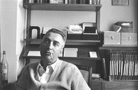 Picture of Roland Barthes