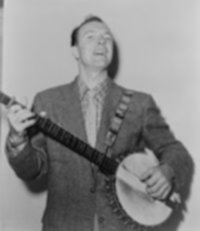 Picture of Pete Seeger