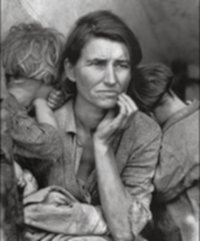 Picture of Dorothea Lange