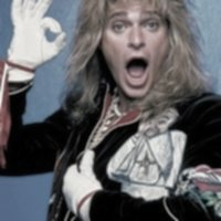 Picture of David Lee Roth