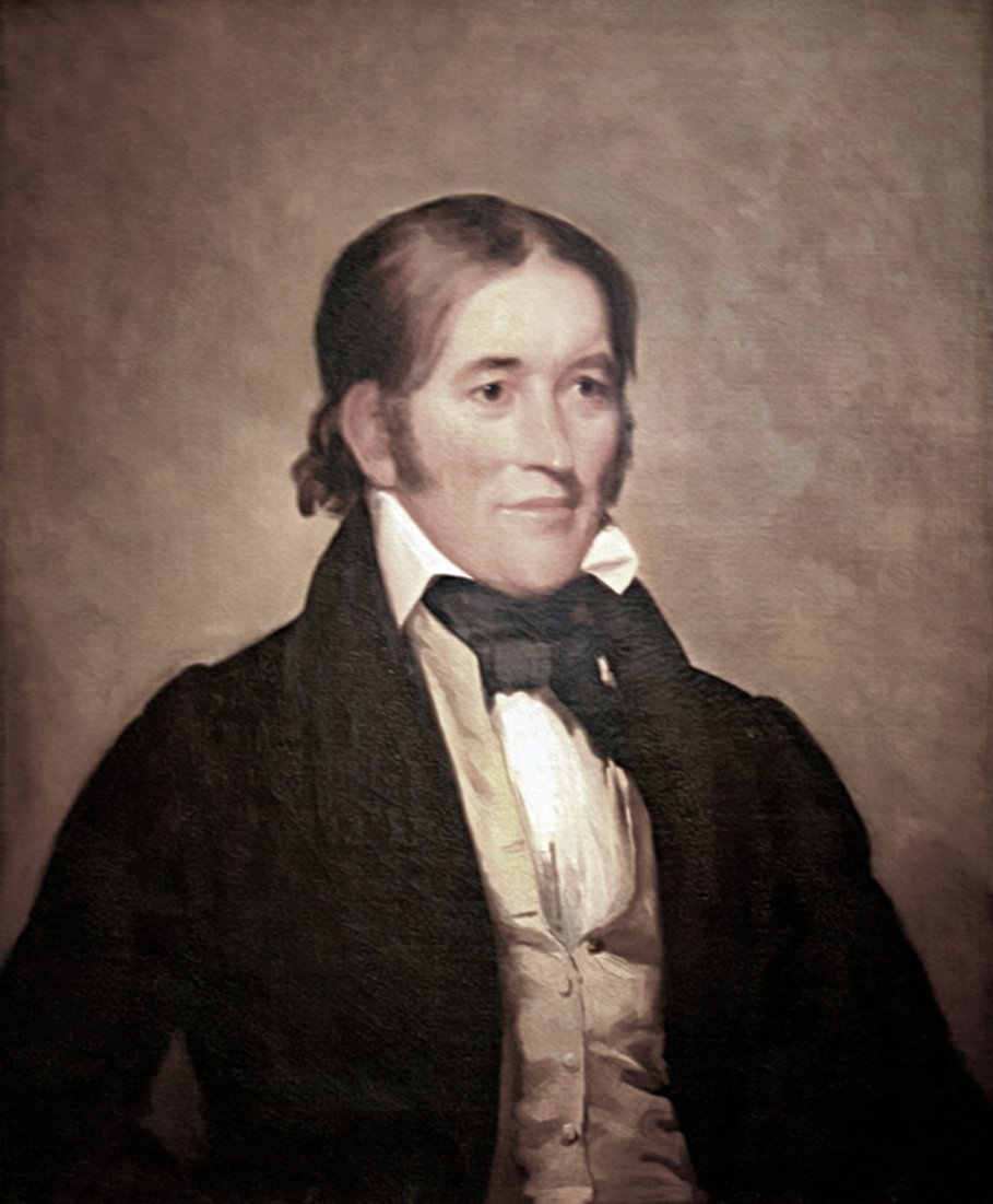 Picture of Davy Crockett