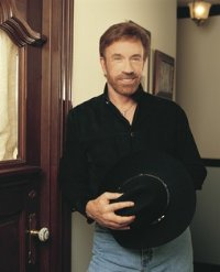 Picture of Chuck Norris