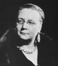 Picture of Dorothy L. Sayers