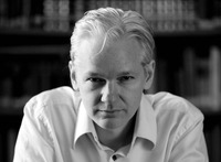 Picture of Julian Assange