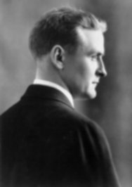 Picture of F. Scott Fitzgerald