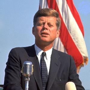 John F. Kennedy quotes, quotations, sayings and pictures quotes