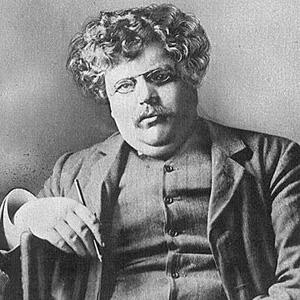 Picture of Gilbert K. Chesterton