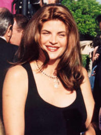 Picture of Kirstie Alley