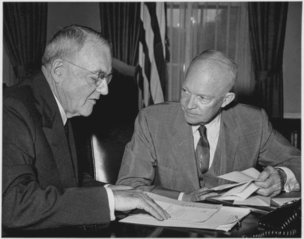 Picture of John Foster Dulles