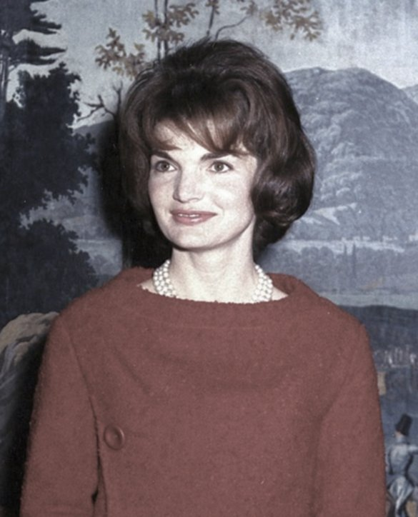Jackie Kennedy quotes and images