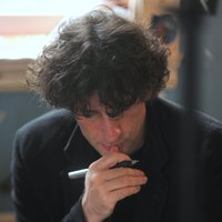 Picture of Neil Gaiman