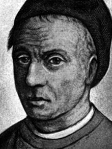 Picture of Thomas a Kempis