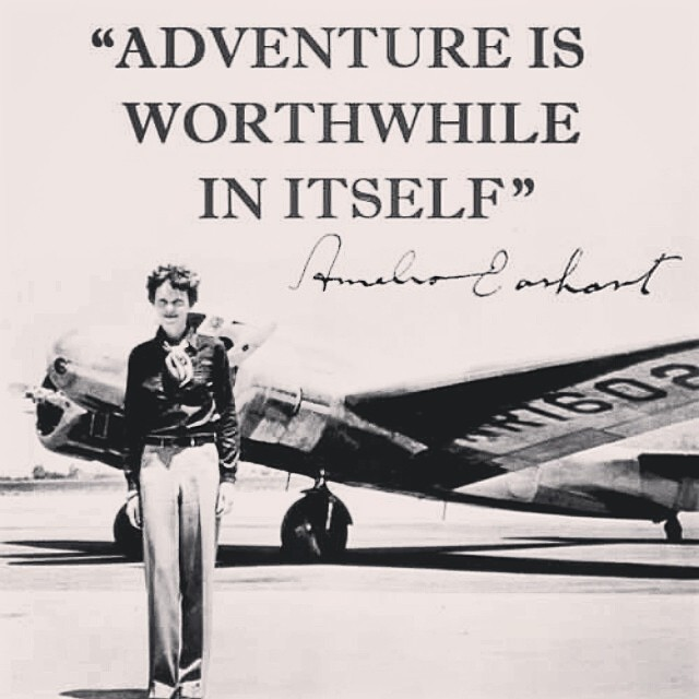 the life and aviation career of amelia mary earhart Here are the 10 major accomplishments of amelia earhart  supporter of women pilots through her life  her illustrious aviation career on.