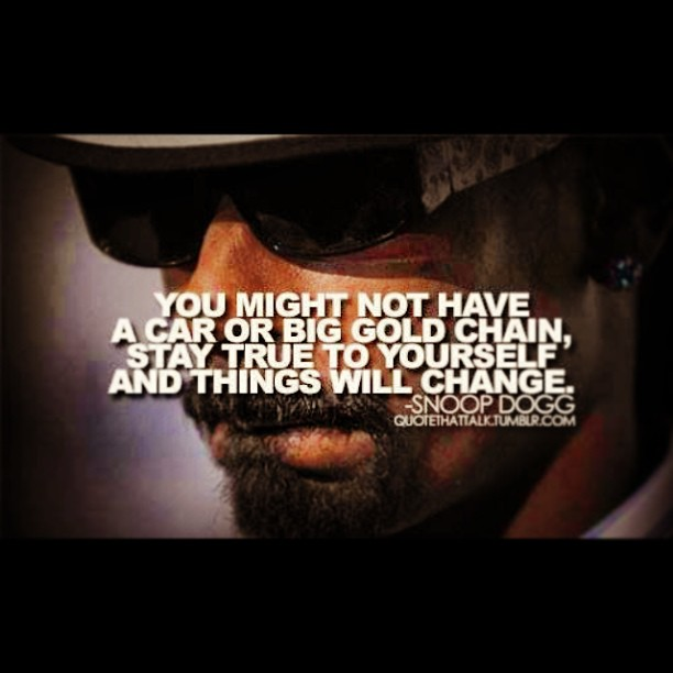 image quote by Snoop Dogg