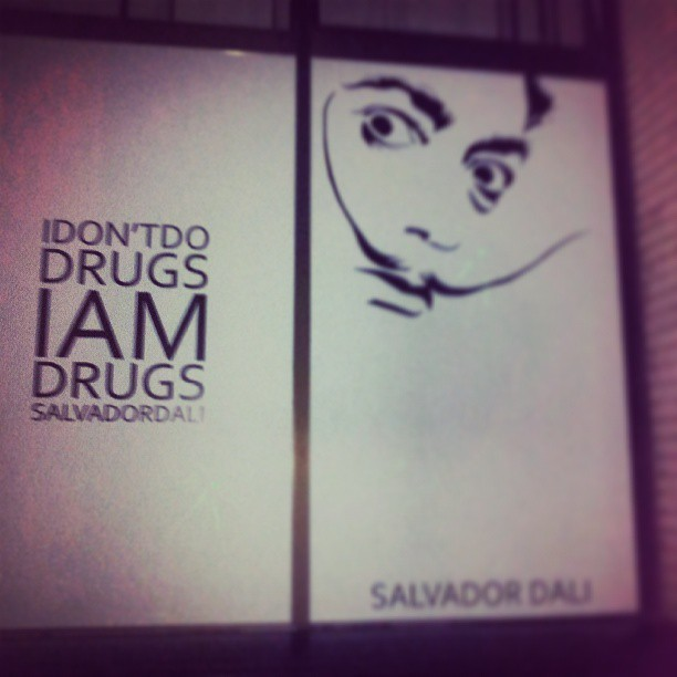 Illegal drugs quote I don't do drugs, I am drugs !