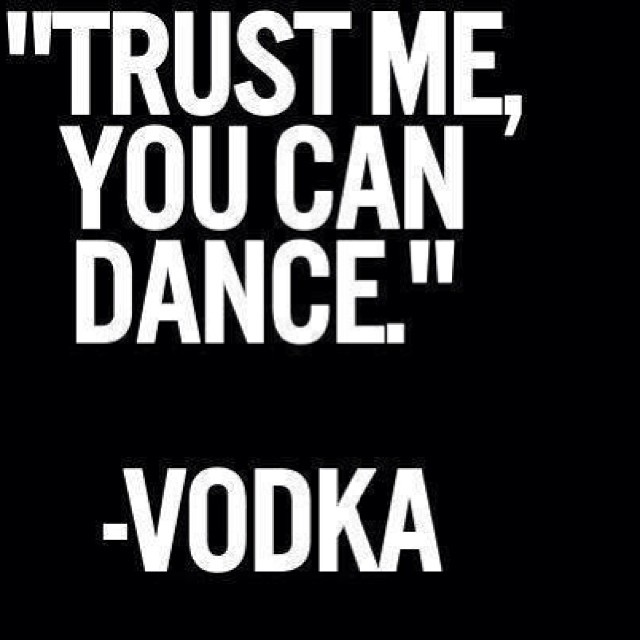 Trust me, You can dance. -