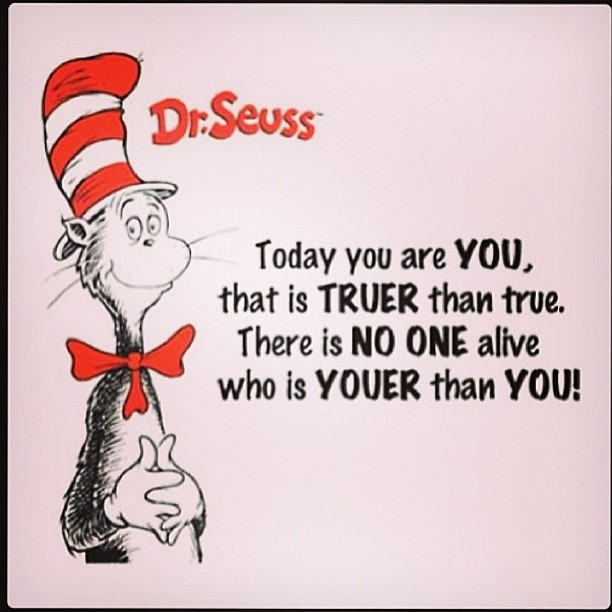image quote by Dr. Seuss