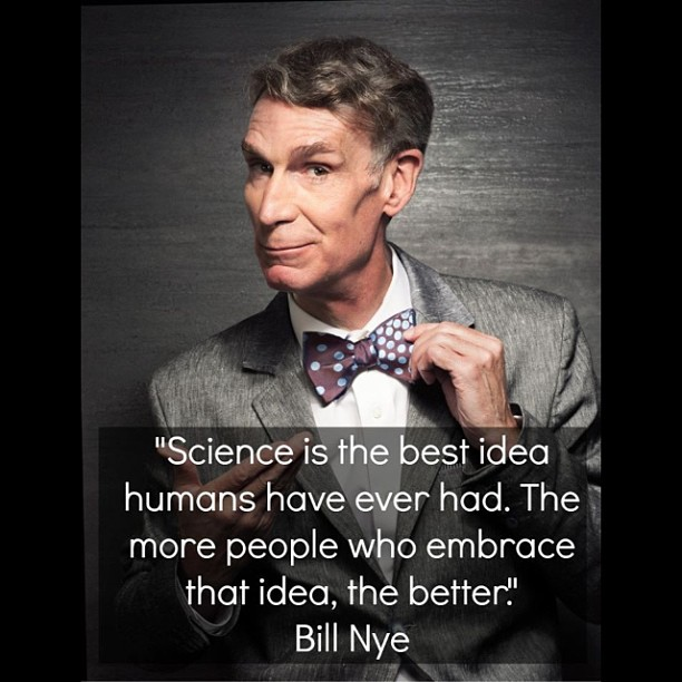 Math and science quote Science is the best idea humans have ever had. The more people who embrace that