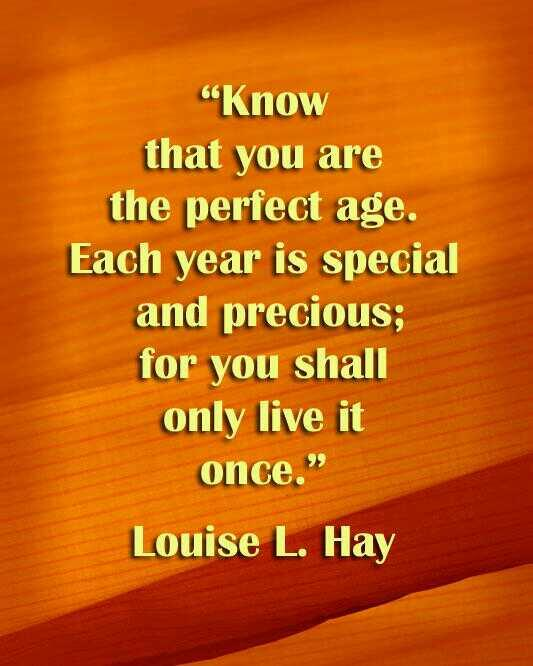 6 Best Louise L Hay Quotes Sayings And Quotations Quotlr