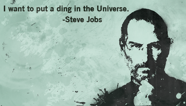 image quote by Steve Jobs