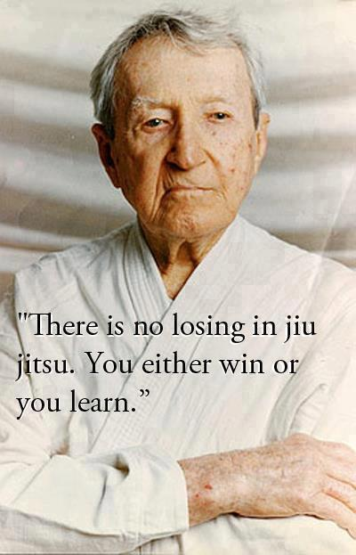 Red wine quote There is no losing in jiu jitsu. You either win or you learn.