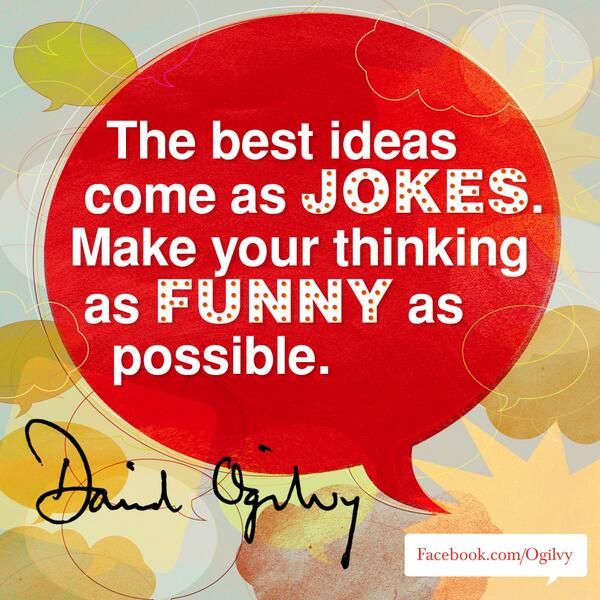Picture quote about ideas