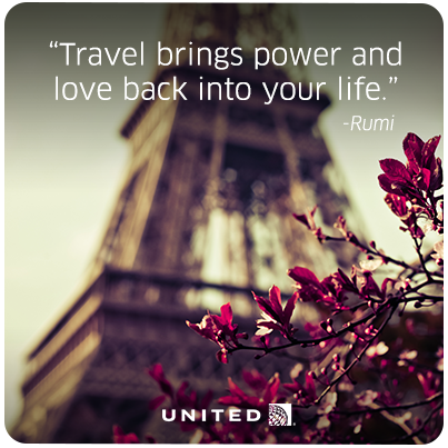 Power of love quote Travel bring power and love back into your life.