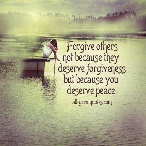 Forgiveness image quote by