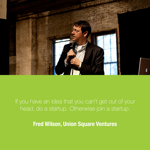 If you have an idea that you can't get out of your head, do a startup. Otherwise join a startup. -