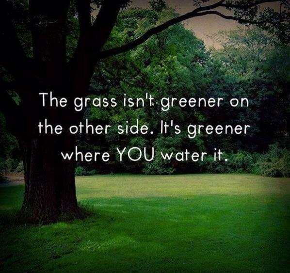 Green quote image