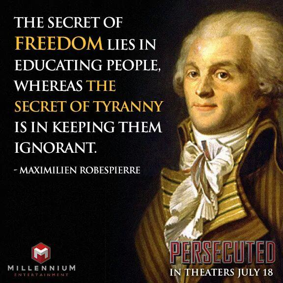 Tyrannies quote image