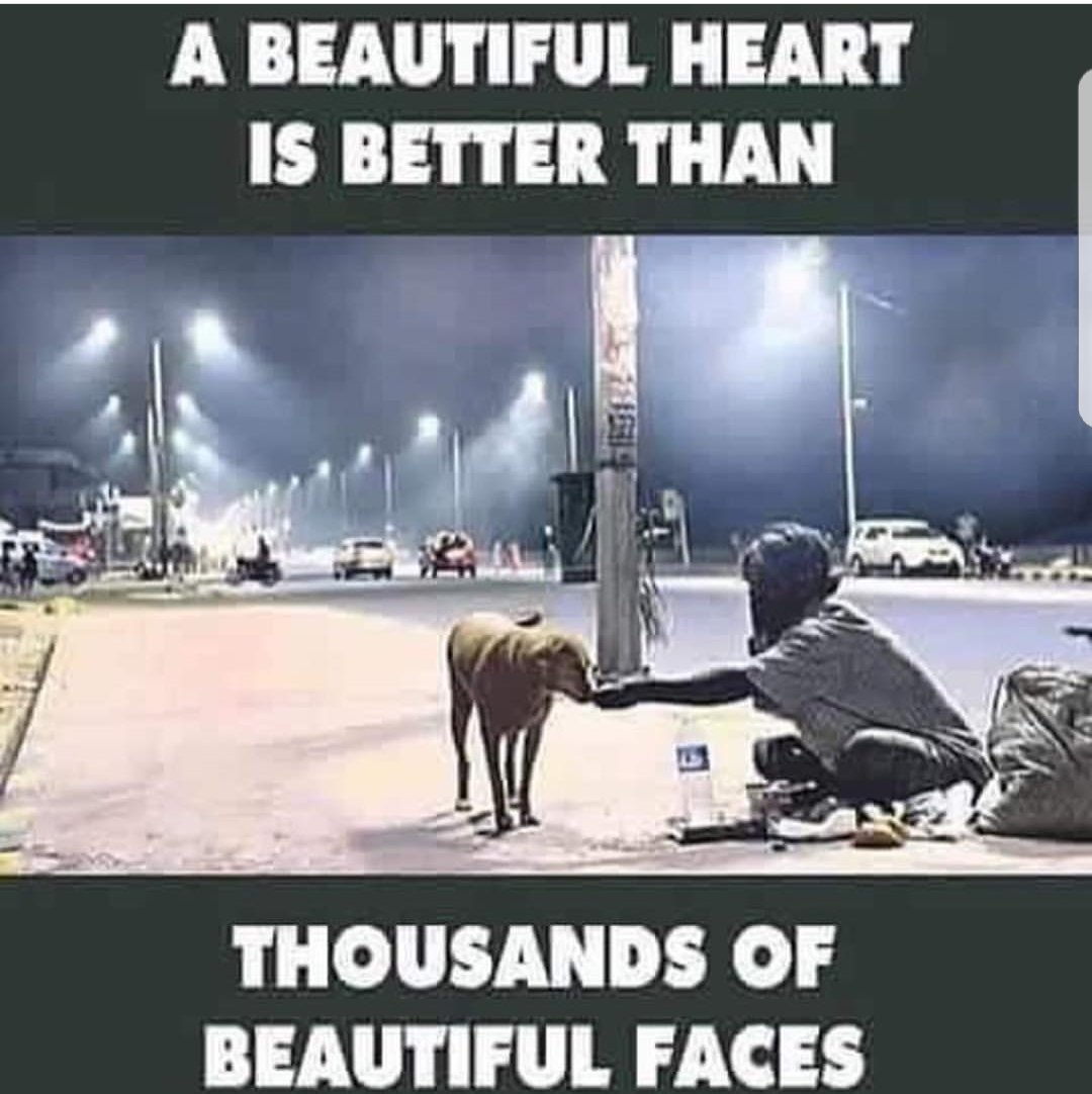 Thousand quote A beautiful heart is better than thousands of beautiful faces.