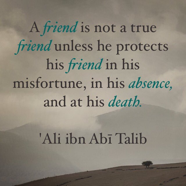Quotes On Wah A True Friend Is: True Friendship Isn't About Being Inseparable, It