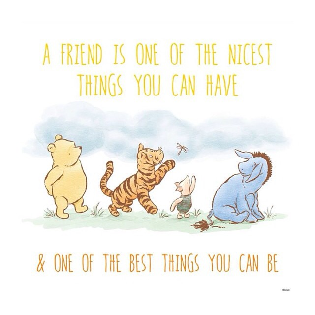 Your best friend quote A friend is one of the nicest things you can have and one of the best things you