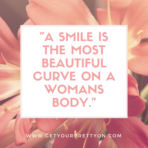 The 20 Beautiful Smile Quotes Quotlr