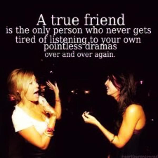 Picture quote by Sayings about friends