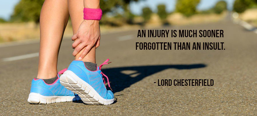 Insults quote An injury is much sooner forgotten than an insult.