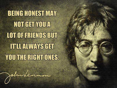 image quote by John Lennon