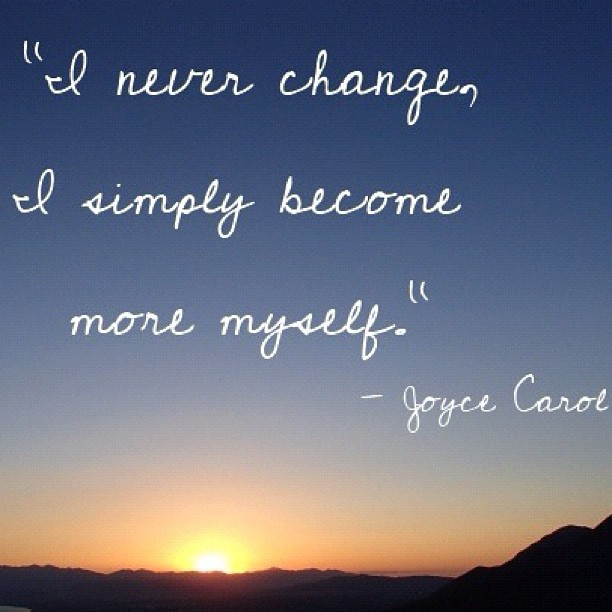 image quote by Joyce Carol Oates