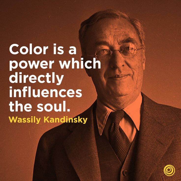 Picture quote by Wassily Kandinsky about soul