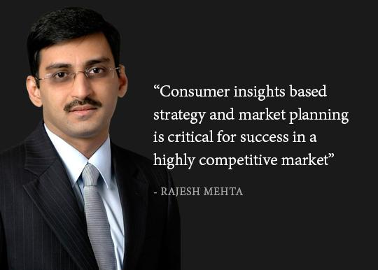 Insight quote Consumer insights based on strategy and market planning is critical for success