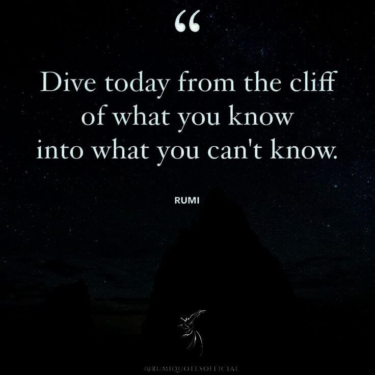 Dive quote image