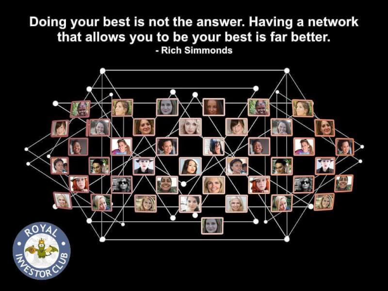 Socialism quote Doing your best is not the answer. Having a network that allows you to be your b
