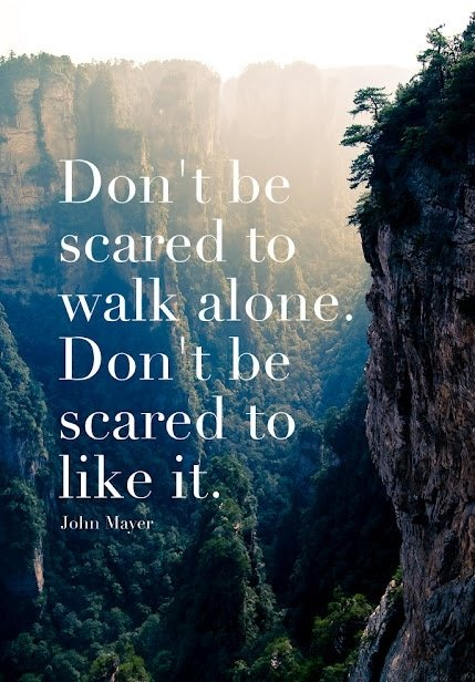 Picture quote by John Mayer about inspirational